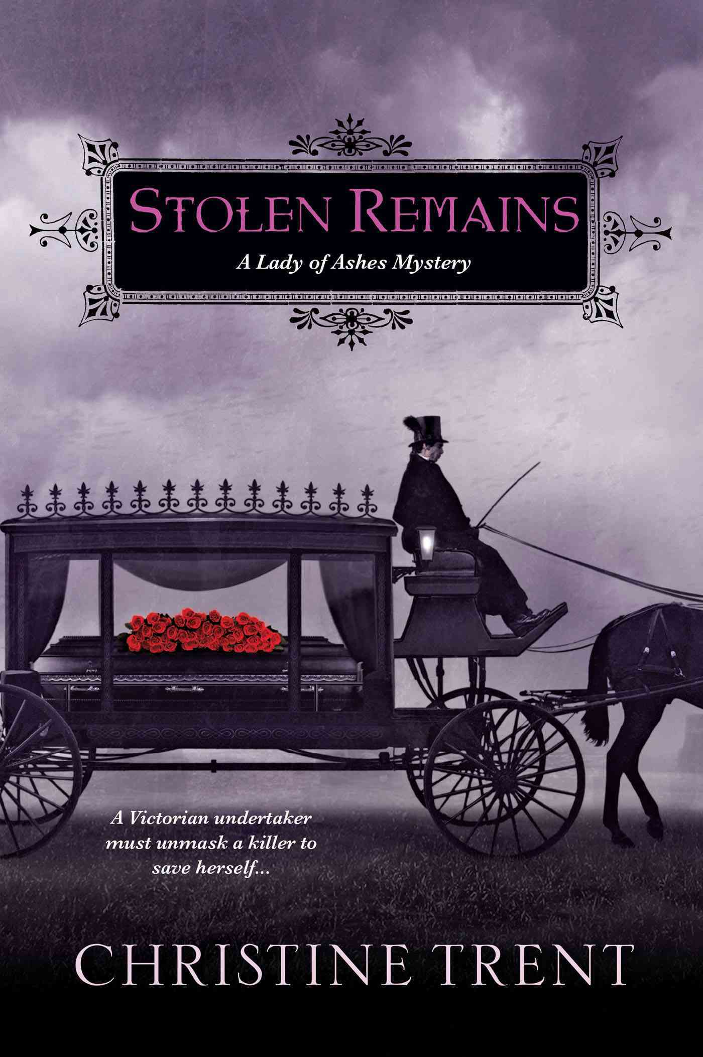 Stolen Remains By Trent, Christine